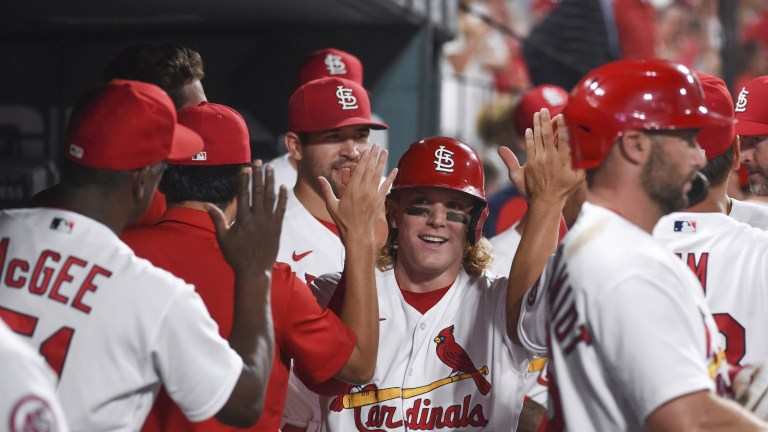 Twins Cardinals Baseball