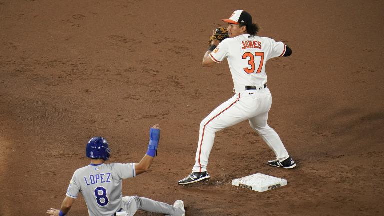 Royals Orioles Baseball