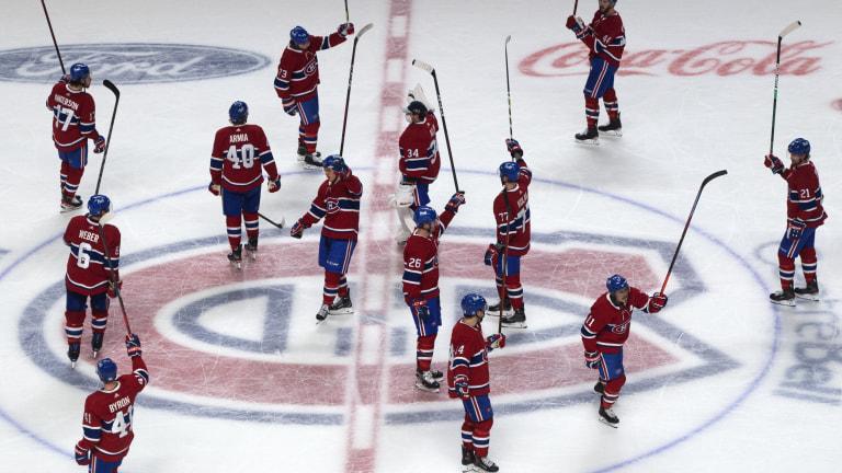 Maple Leafs Canadiens Hockey