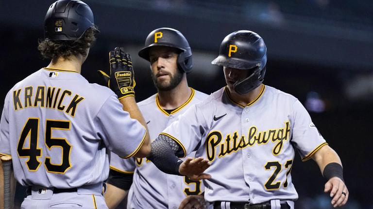 Pirates Diamondbacks Baseball
