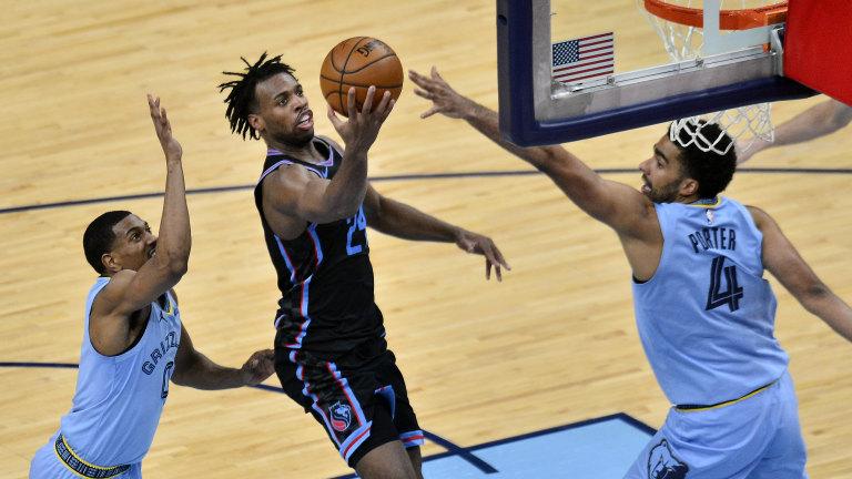 Kings Grizzlies Basketball