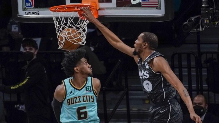 Hornets Nets Basketball