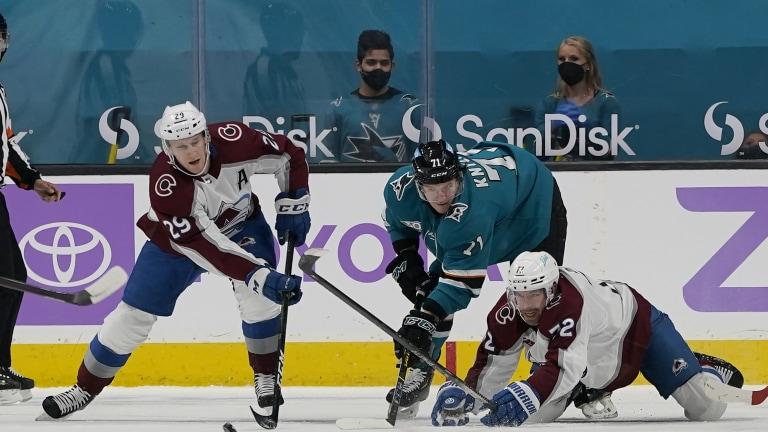 Avalanche Sharks Hockey