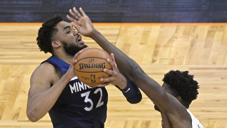 Timberwolves Magic Basketball