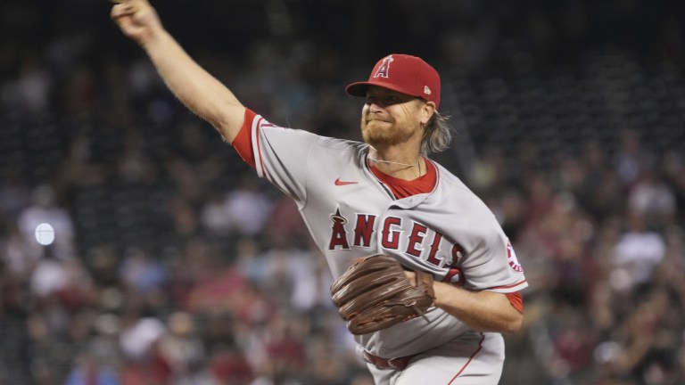 Angels Diamondbacks Baseball