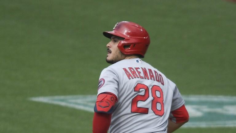 Cardinals Padres Baseball