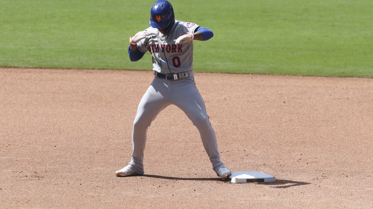 Mets Padres Baseball