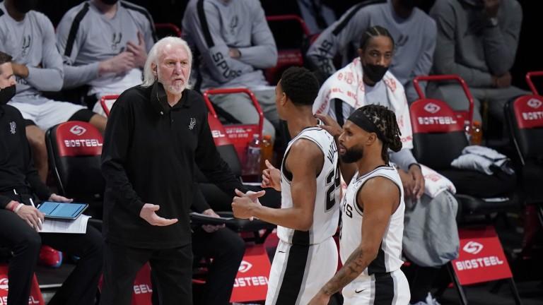 Spurs Nets Basketball