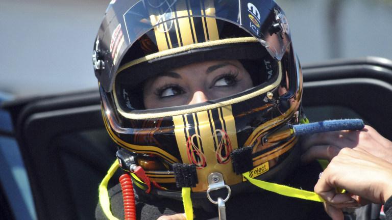 NHRA Stewart Pruett Auto Racing