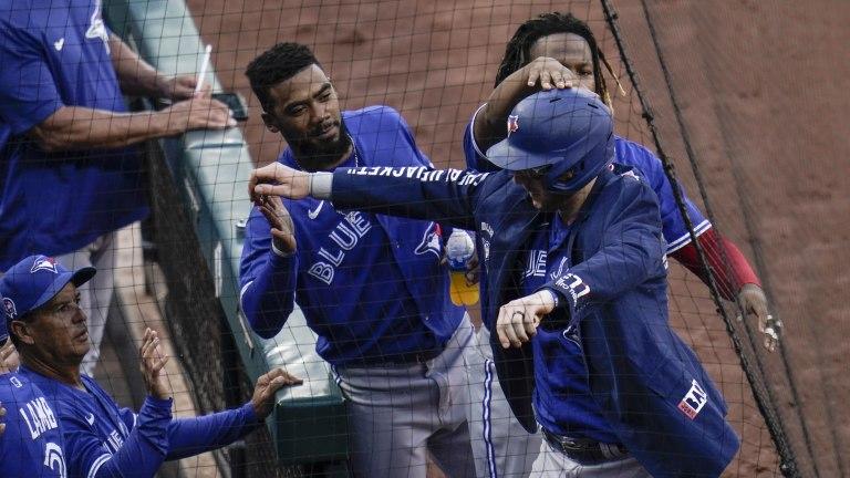 Blue Jays Orioles Baseball
