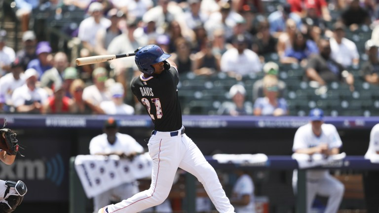 CORRECTION MLB All Star Futures Baseball