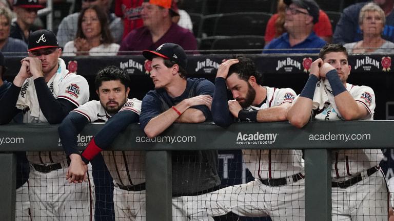 Rockies Braves Baseball