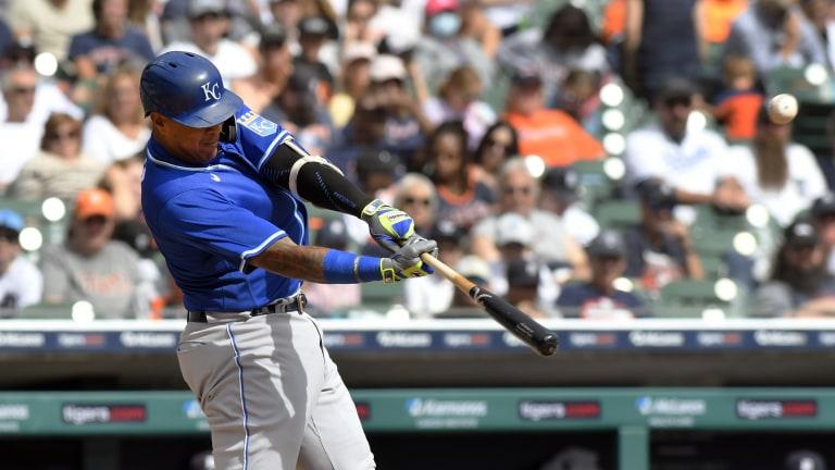 Royals Tigers Baseball