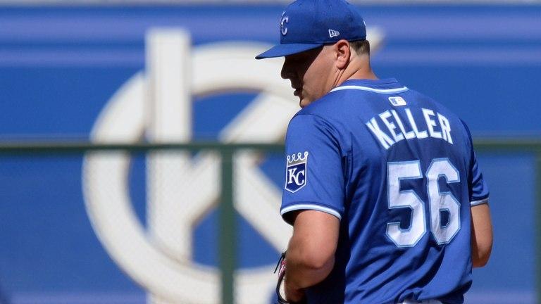 MLB: Los Angeles Dodgers at Kansas City Royals