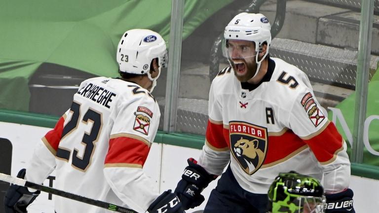 Panthers Ekblad Hockey