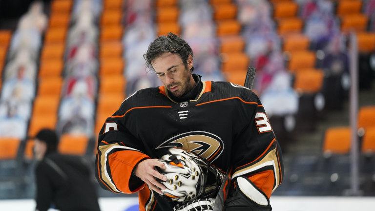 Ducks Miller Retiring Hockey