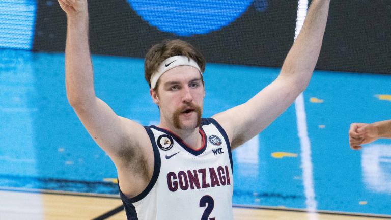 No. 1 Gonzaga Bulldogs