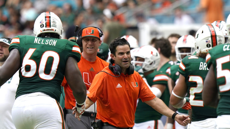 Central Connecticut State Miami Football