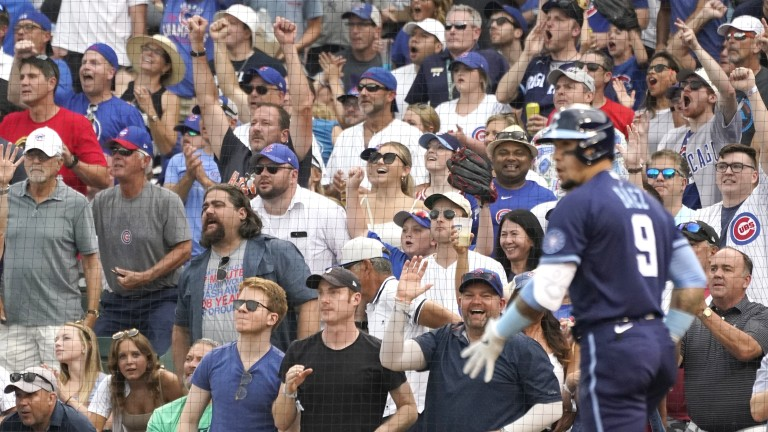 Diamondbacks Cubs Baseball