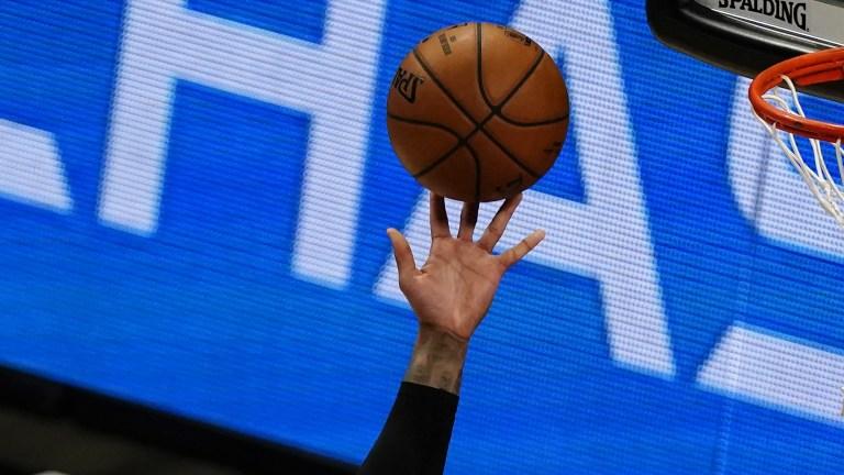 Trail Blazers Hawks Basketball