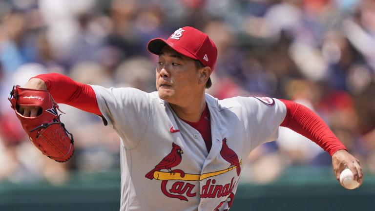 Cardinals Indians Baseball
