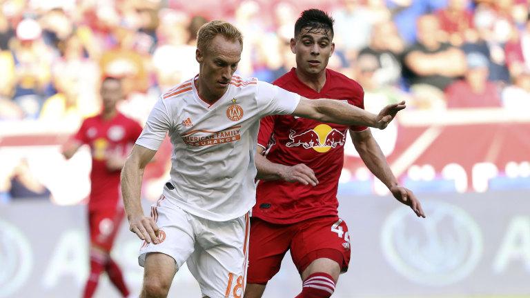 MLS Larentowicz Retires Soccer