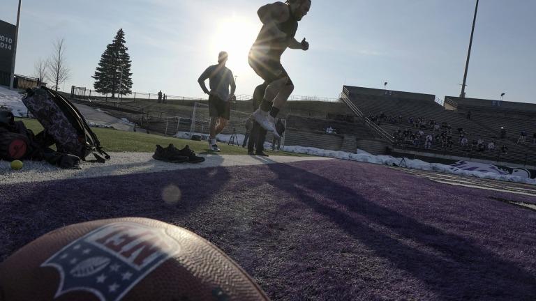 Draft Small School Snubs Football