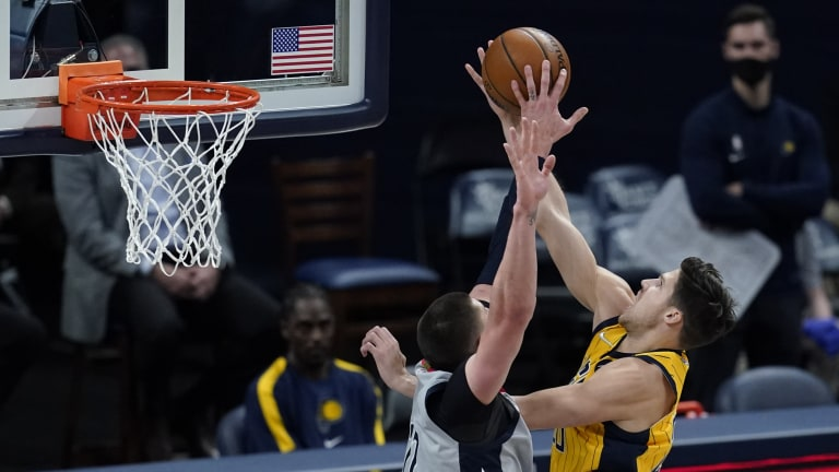 Wizards Pacers Basketball