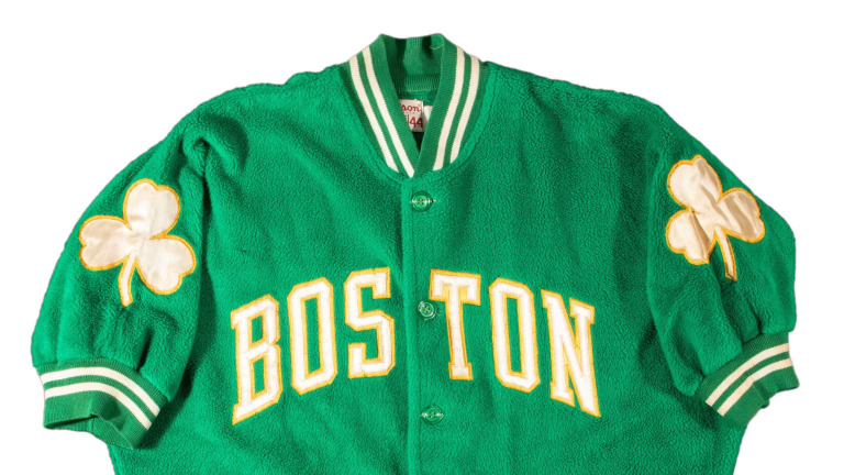 Bill Russell Auction Basketball