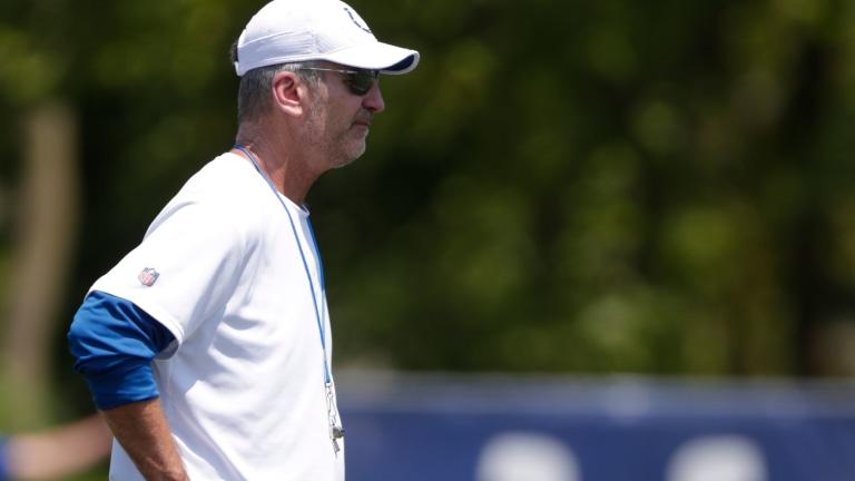 Coach Frank Reich
