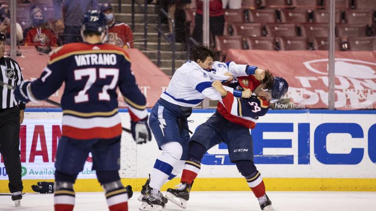 Lightning Panthers Hockey