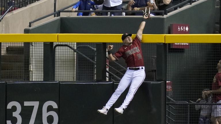 APTOPIX Padres Diamondbacks Baseball