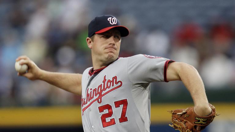 Brewers Zimmermann Retires Baseball