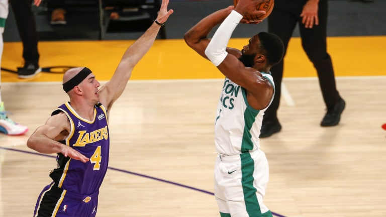 Celtics Lakers Basketball