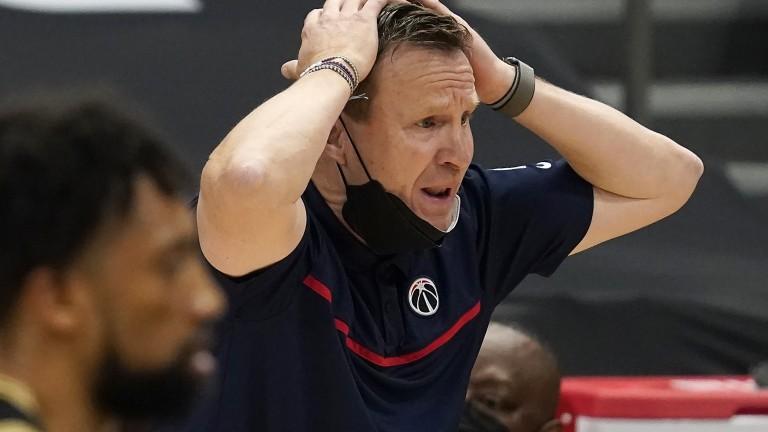Wizards Raptors Basketball