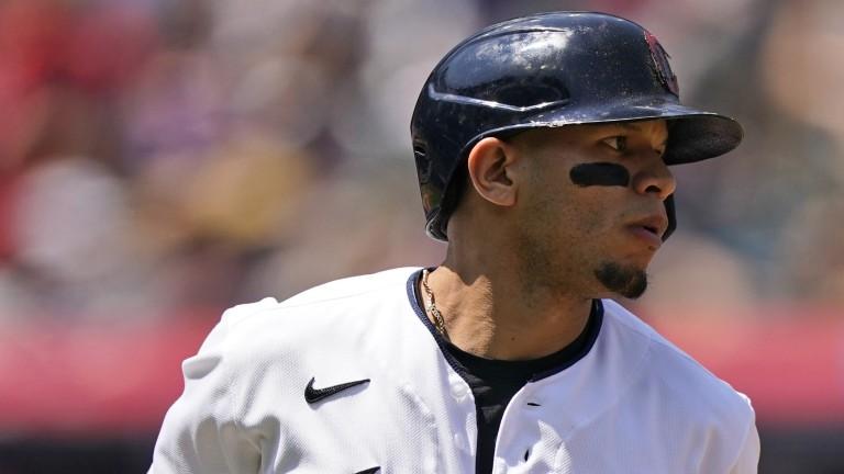 Rays Indians Baseball