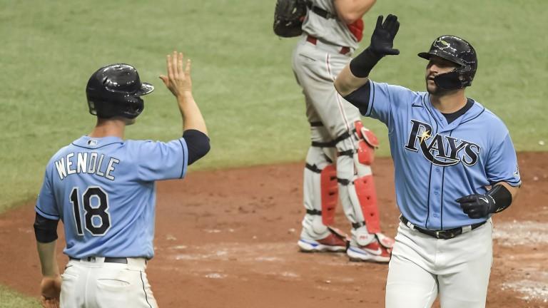 Phillies Rays Baseball