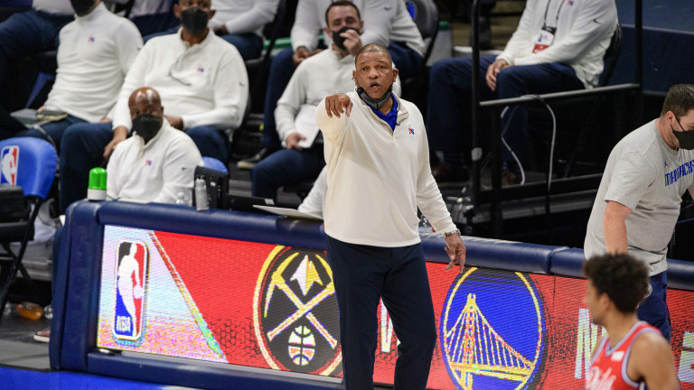 Doc Rivers (Philadelphia 76ers)