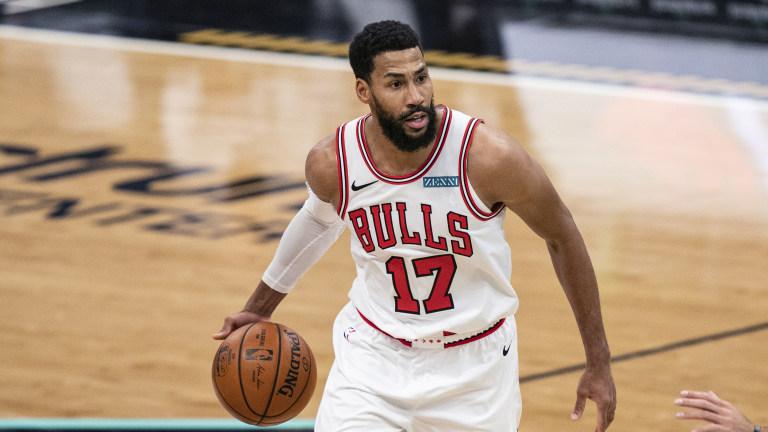 Pelicans Bulls Trade Basketball