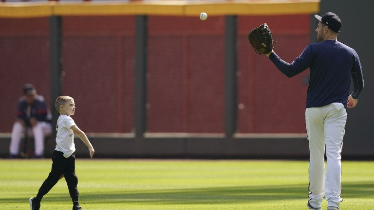 NLCS Braves Baseball