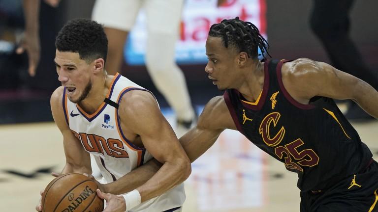 Suns Cavaliers Basketball