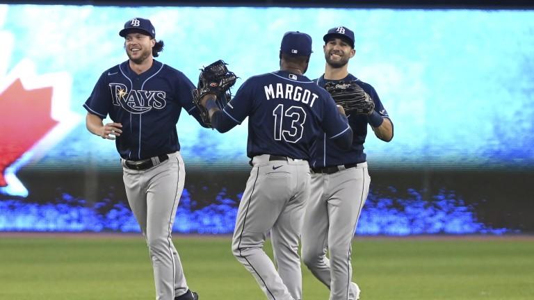Rays Blue Jays Baseball