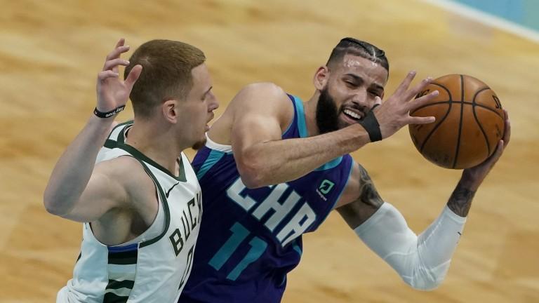 Bucks Hornets Basketball