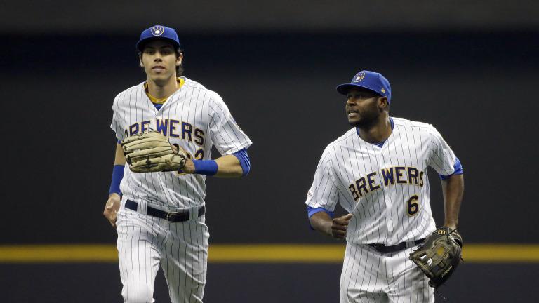 Brewers Moves Baseball