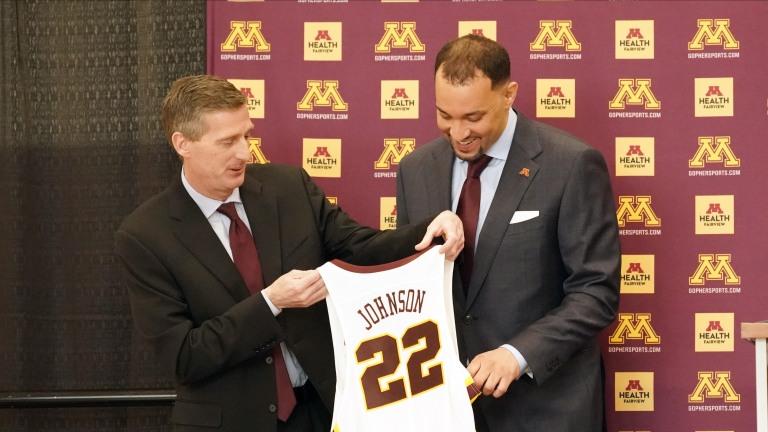 Minnesota Johnson Begins