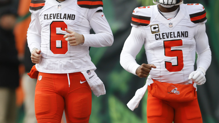 Texans-Browns Preview Football