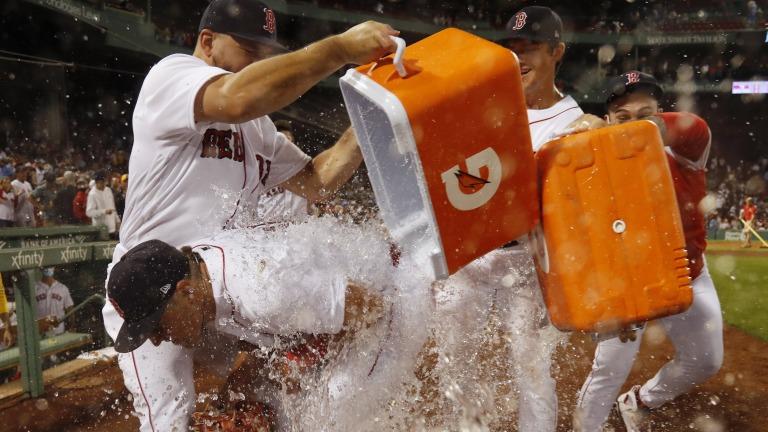 APTOPIX Rays Red Sox Baseball