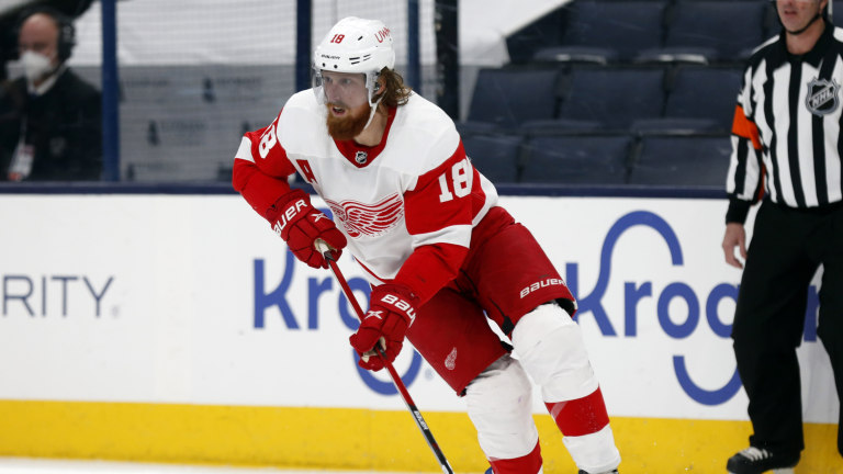 NHL Moves Hockey