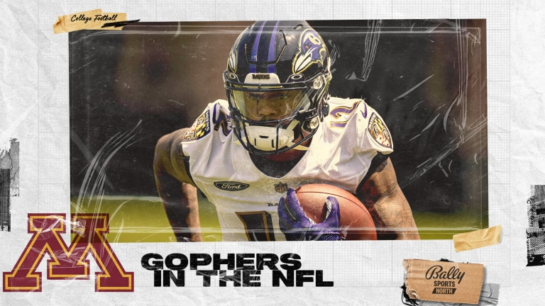 Gophers in the NFL