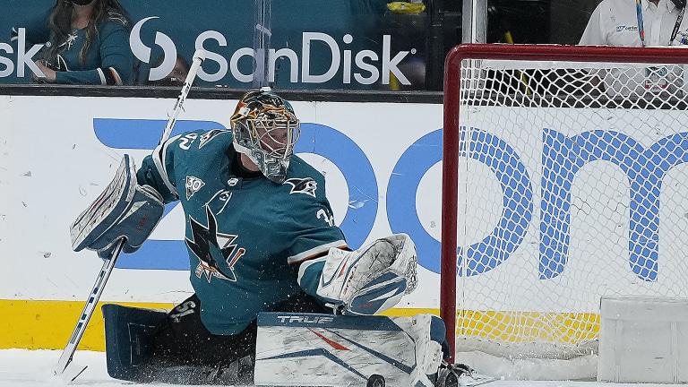 Coyotes Sharks Hockey